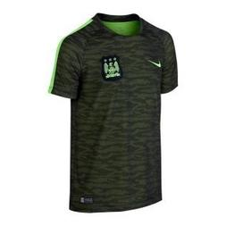 2015-2016 Man City Nike Flash Training Shirt  - Kids