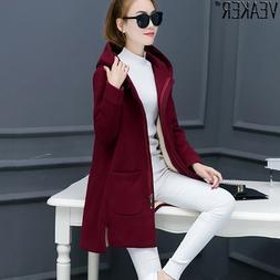 2018 Autumn Winter Women Thick Fleece <font><b>Jacket</b></f