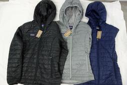 $249 NWT Patagonia W's Nano Puff Hoody Jacket All Colors Sz