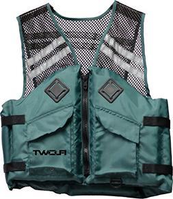 Flowt 40625-L/XL Mesh Fishing Adult Life Vest Type III PFD,