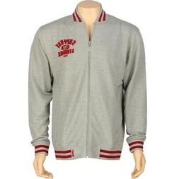 $57.99 DGK Support Varsity Fleece Jacket  DJT46ATH