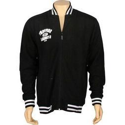 $57.99 DGK Support Varsity Fleece Jacket  DJT45BLK