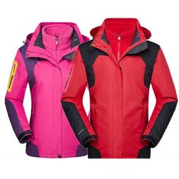 5XL Women <font><b>Men</b></font> Outdoor Autumn Winter Ther