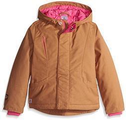 Carhartt Little Girls' Quick Duck Mountain View Jacket, Hone