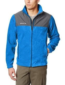 Columbia Men's Granite Mountain Fleece Jacket Blue-XL- $20 o