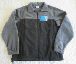 Columbia Sportswear Flattop Ridge Full Zip Fleece Jacket –