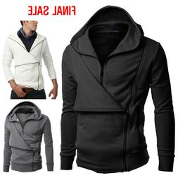 Doublju hood jacket