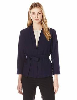 Lark & Ro Women's Wrap Jacket # 14