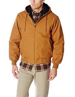 Dickies Men's Sanded Duck Jacket - X-Large - Brown Duck