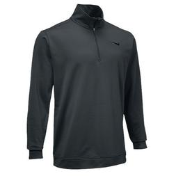 NIKE Dri-Fit 1/2 Zip Top-Anthracite-Medium