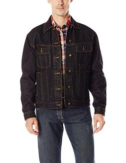 Wrangler Men's Big and Tall Rugged Wear Unlined Denim Jacket