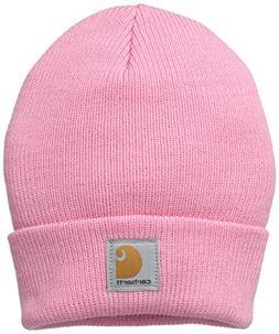 Carhartt Boys' And Girls' Acrylic Watch Hat,  Rosebloom,  To