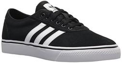 adidas Originals Men's ADI-Ease, White/core Black, 12 M US