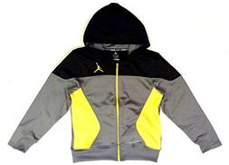 Nike Air Jordan Boys Therma-Fit Athletic Jacket - Medium