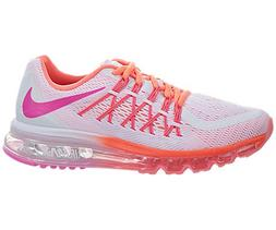 Girl's Nike 'Air Max 2015' Running Shoe, Size 5 M - Red