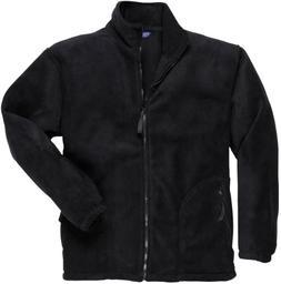 Portwest Argyll Heavy Fleece f400 - Black - 2XL