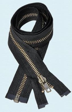 "ZipperStop Wholesale Authorized Distributor YKK® 27"" Jacket"