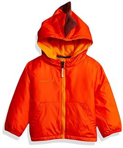 Columbia Baby Boys' Kitterwibbit Jacket, State Orange, 12-18