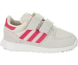 adidas Originals Baby Forest Grove Cf I Running Shoe, Chalk