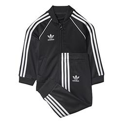 adidas Originals Baby Infant Originals Superstar Tracksuit,
