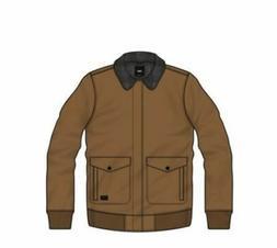 Vans Belden Jacket - Men's, Rubber, Large,