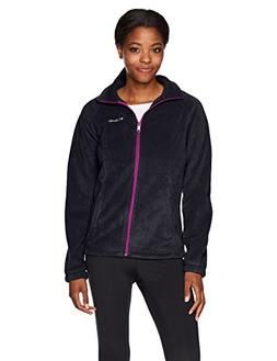 Columbia Women's Benton Springs Classic Fit Full Zip Soft Fl