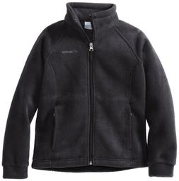 Columbia Little Girls' Toddler Benton Springs Fleece Jacket,