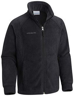 Columbia Benton Springs Fleece Jacket - Girls' Black, S