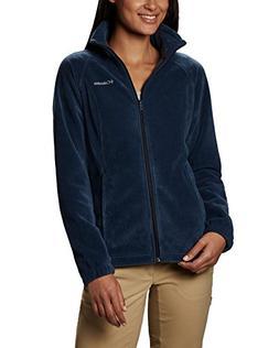 Columbia Women's Benton Springs Full-Zip Fleece Jacket, Colu
