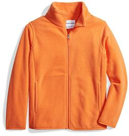 big boys full zip polar fleece jacket