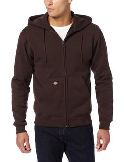 Dickies Men's Big-Tall Heavyweight Fleece Full Zip Hoodie, B