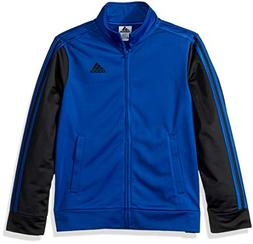 adidas Boys' Big Tiro and Tricot Jackets, Collegiate Royal A