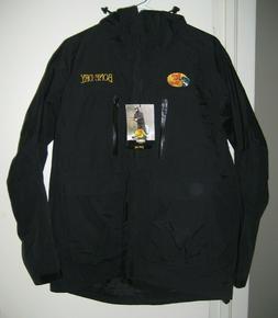 Bass Pro Shops BONE-DRY Pocket HPR II Jacket Medium Black NW