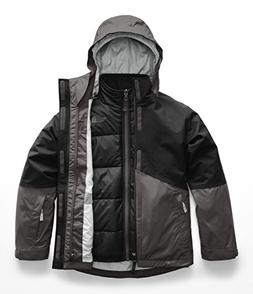 The North Face Boy's Boundary Triclimate Jacket - Graphite G