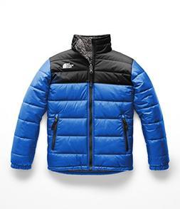 The North Face Boy's Reversible Mount Chimborazo Jacket - Tu
