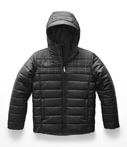 The North Face Boy's Reversible Perrito Jacket - TNF Black R