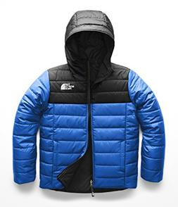 The North Face Boy's Reversible Perrito Jacket - Turkish Sea