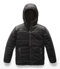 The North Face Boy's Reversible True False Jacket - TNF Blac