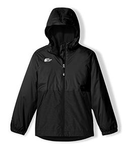 The North Face Boy's Warm Storm Jacket - TNF Black - L