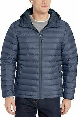 brand men s down jacket with hood