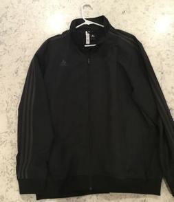 Adidas brand new extra large zip up Light Weight jacket