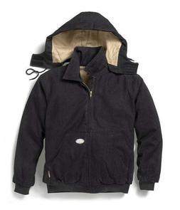 Brand New Rasco FR Flame Resistant Hooded NAVY & BLACK Jacke