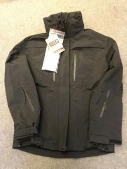 Brand New Mens Black 5.11 Bristol Parka Jacket Coat Waterpro