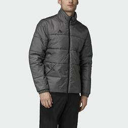 bsc 3 stripes insulated winter jacket men