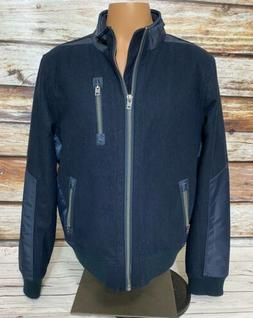 Buffalo David Bitton Outerwear Wool Blend Men's Jacket Coat