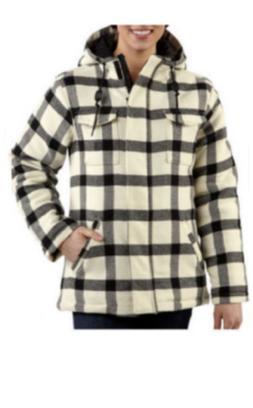 Carhartt Camden Wool Parka Women's XS - Insulated Jacket - C