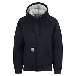 Carhartt wip Car-Lux Hooded Jacket Drk-Navy Thermal Layer Ho