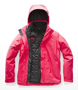 The North Face Women's Carto Triclimate Jacket - Atomic Pink