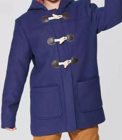 Cat & Jack™ ~ XL  ~ Navy Blue ~ Toggle Closure Coat/Jacket