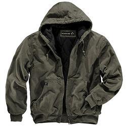 Men's DRI DUCK Cheyenne Jacket, MOSS, 2XL